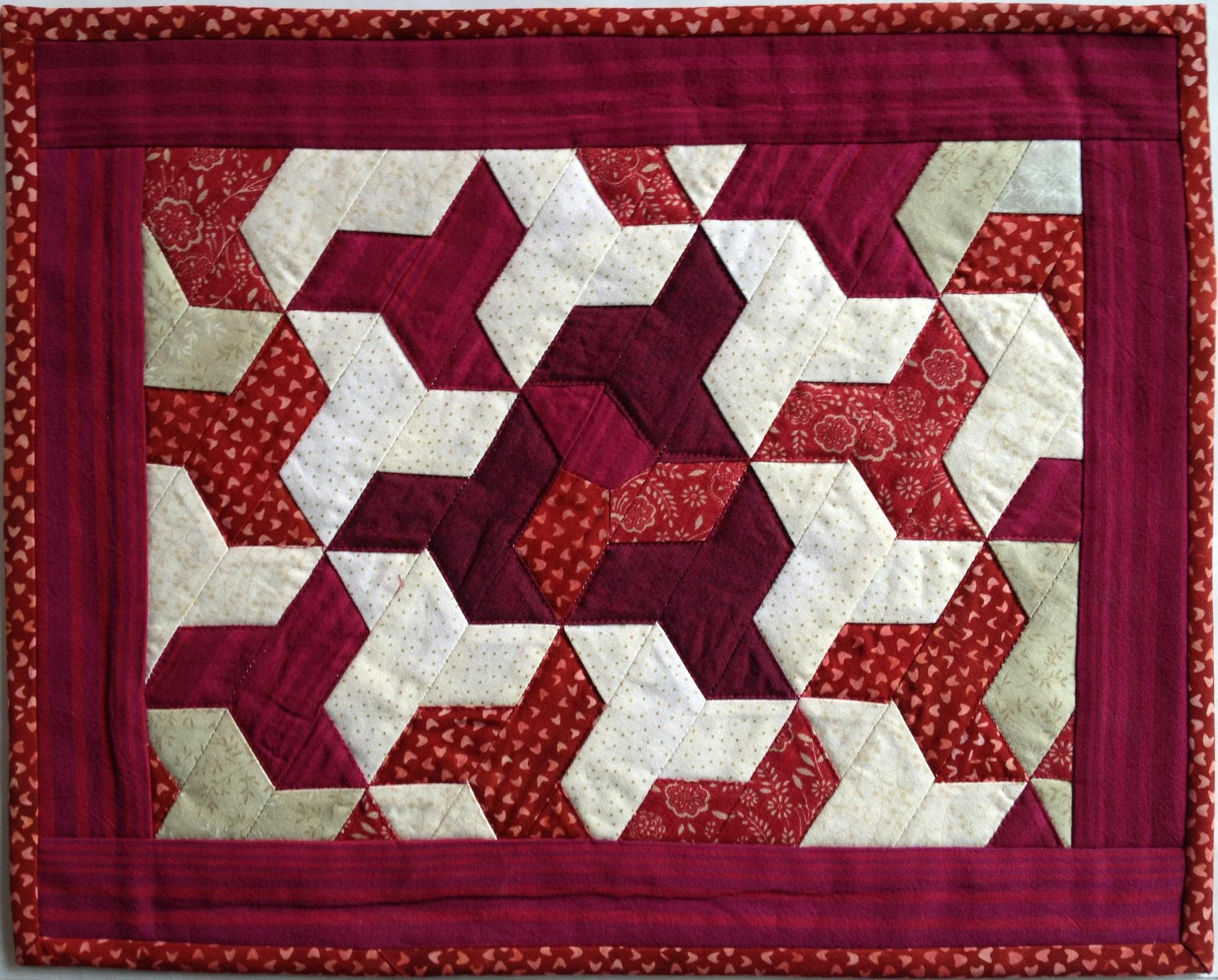 Marjorie Rice's 90th Birthday Quilt